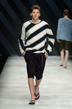 Ermanno Scervino Spring 2016 Menswear