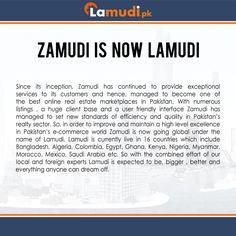 ZAMUDI IS NOW LAMUDI!