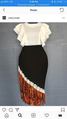 Short African Dresses, Latest African Fashion Dresses, African Print Fashion, Skirt Fashion, Fashion Outfits, Ankara Dress Styles, African Print Skirt, African Traditional Dresses, African Attire
