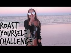 ROAST YOURSELF CHALLENGE | Dolce Placard - YouTube
