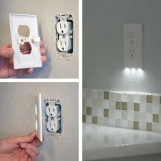 Decorative switch plates are a creative way to bring the perfect accent to your room. These often overlooked elements of the wall will give you a DIY opportunities to beauty your room. So why not start to try these simple DIY projects that might flip your creative switch. Source Source Source Source Source Source Source […]