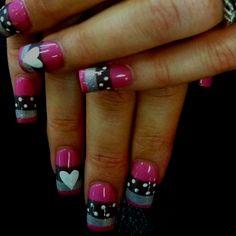 Just did my g-friend's nails