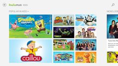 Hulu Plus // offers unlimited instant streaming of current hit shows and acclaimed movies. Watch current season episodes of shows like Modern Family, The Office, Family Guy and many more. Requires subscription. New to Hulu Plus? Try it FREE.