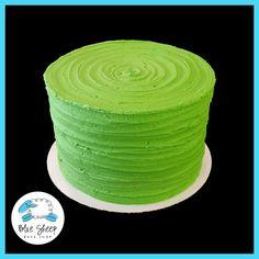 Buttercream Rustic Cake