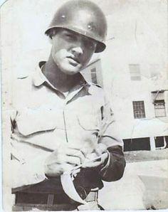 Elvis at Fort Hood, Texas 1958