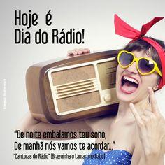 25 de Setembro, Dia do Rádio Comemorado nessa data devido o nascimento do…