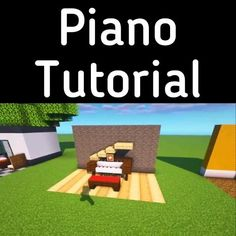Here is a small Piano Tutorial!