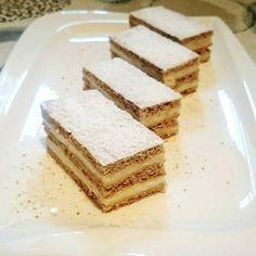 Hamis túrókrémes Vanilla Cake, Paleo, Vegan, Food, Essen, Yemek, Meals, Paleo Food
