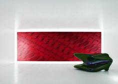 Art Borders Wallpaper - Design - Zaha Hadid Architects