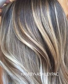 "352 Likes, 16 Comments - ✁ A S H L E Y   P A C ✁ (@hairby.ashleypac) on Instagram: ""▶️PRESS PLAY! From previous post! Very outgrown balayage to a refresh!  #hairbyashleypac…"""