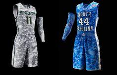 938c0e599c8 Cool nike uniforms   UNC Vs. Michigan State Uniforms - SBNation.com  Basketball Anime