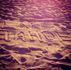 Tahoe sands