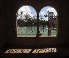 Sunlight spills through arched openings at the newly renovated Venetian Pool in Coral Gables on Saturday, March 14, 2015, the day it reopened after significant improvements. The Venetian Pool is listed in the National Register of Historic Places.
