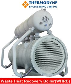 Waste Heat Recovery Boilers(WHRB) is designed to recover Heat from waste flue Gasses from DG exhaust, Furnace exhaust, Kiln exhaust, incinerator exhaust etc. Water Generator, Steam Generator, What Is Waste, Save Fuel, Steam Boiler, Welding Art Projects, Water Tube, Heat Energy, Industrial