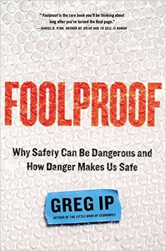 Foolproof: Why Safety Can Be Dangerous and How Danger Makes Us Safe: Greg Ip: 9780316286046: Amazon.com: Books