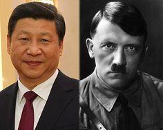 習近平的履歷與性格,宛如希特勒的翻版