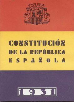 Memoria Histórica, Segunda república, Luis Calandres, Verdad, Justicia, Reparación, El Ateneo Republicano de las Rozas y la Constitución Republicana del 31