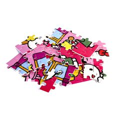 86748f8e4 Amazon.com: NEILDEN Hello Kitty 3D Scene Jigsaw Puzzle - Beautiful Campus - Toy  House, Suitable for 4-8 Years Old Child… | Hello Kitty Puzzles for Kids in  ...