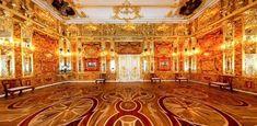 La octava maravilla del Mundo, la sala Ámbar