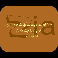 Urdu Thoughts, Deep Words, Urdu Quotes, Poetry, Movie Posters, Movies, Films, Film Poster, Cinema