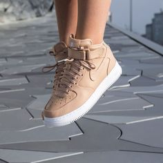 Nike Air Force-Merystache
