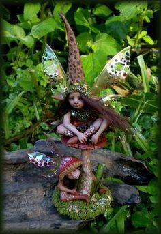 Fairy by Celia Harris