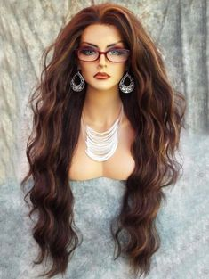 Face Shape Hairstyles, Diy Hairstyles, Straight Hairstyles, Style Afro, Long Blonde Wig, Blonde Ombre, Celebrity Wigs, Corte Y Color, Long Wigs