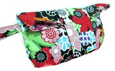 Fashionable Cosmetic Bag  Make Up BagJewelry bag in by ClemmieVs