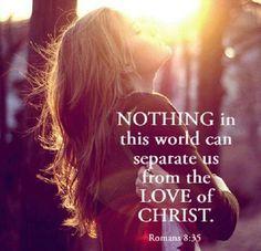 Romans 8:35...More at http://beliefpics.christianpost.com/