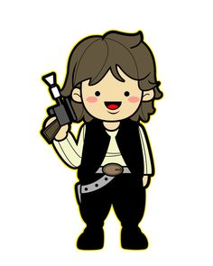 I really love Star Wars XD movies, games and anything! and this is my fanart about Star Wars Character& maybe i will drawing other character in other times :D hope u like it guys :D Star Wars Meme, Leia Star Wars, Star Wars Cartoon, Star Wars Baby, Star Wars Desenho, Star Wars Karikatur, Geeks, Aniversario Star Wars, Chibi