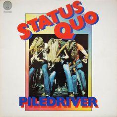 Status Quo - Piledriver (Vinyl, LP, Album) at Discogs