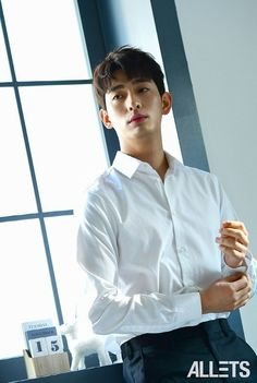 Yoon Park Poses for ALLETS in their 'Let's Share the Heart' Campaign | Koogle TV