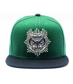 7bde0fa1730 Rebel 8 Crest Sword Snapback Hat Collection (Green)