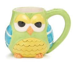 Hootie Owl Coffee Mug.