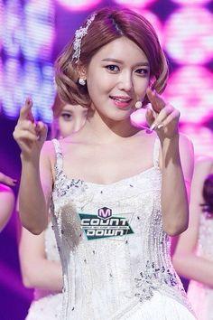 SNSD - Choi SooYoung 최수영 150903 M!COUNTDOWN 150903 #셩이 #소녀시대