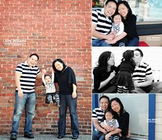 family portraits ... definitely trying these @Kelly Howell!