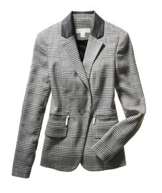 Pin & Win! Hot List. Smart investment #MichaelKors #statementjackets #plaid #macysfallstyle BUY NOW!