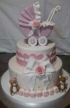 CakeDesignAccessori: Torta battesimo cake design
