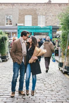 Sarah & Andrej's London Engagement | Sweet Little Photographs
