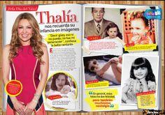 Thalia - TVyNovelas (28abril) #Thalia #TVyNovelas