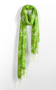 KD lily scarf!