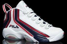 old fila sneakers