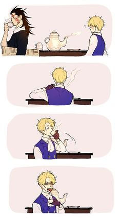 Sabo und Dragon - One Piece - One Piece Meme, One Piece Manga, Sabo One Piece, One Piece Funny, One Piece Comic, One Piece Ship, One Piece Fanart, One Piece Images, One Piece Pictures