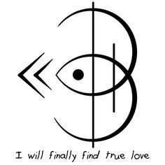 "Sigil Athenaeum - ""I will finally find true love"" sigil requested..."
