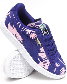 Love this Suede Classic Tropicalia Sneakers by Puma on DrJays. Take a look and get 20% off your next order!