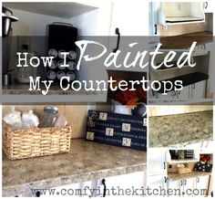 Hey Ladies! I've been taking a little time off of cooking because I've been giving my kitchen a much needed coat of paint. I even painted the countertops, can you believe it? My countertops were getting pretty beat up, especially because I have a bad habit of using the them as a cutting board (don't tell). For …