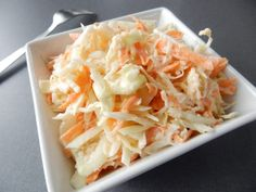 Salát Coleslaw - Recepty pro každého - Výborné saláty - Videorecepty Coleslaw, Cabbage, Salads, Healthy Recipes, Healthy Food, Vegetables, Healthy Foods, Coleslaw Salad, Healthy Food Recipes