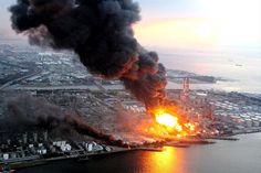 11 mars 2011 un accident nucléaire survient à Fukushima (Japon) suite à un séisme de magnitude 9 sur toute la côte pacifique, ayant déclenché un tsunami meurtrier.