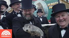 Fans around the world watch Punxsutawney Phil predict the weather each Groundhog Day. The rest of the year, his Inner Circle showers him with devotion. Groundhog Day, Teacher Websites, World Watch, Happy New Year 2020, Riding Helmets, Winter, Childhood, The Originals, Comics