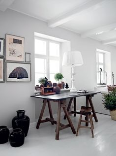 Stylish July at the home of Tine K - Boligliv